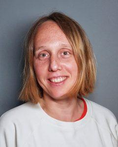 Dr Kate Gardner Haematologist